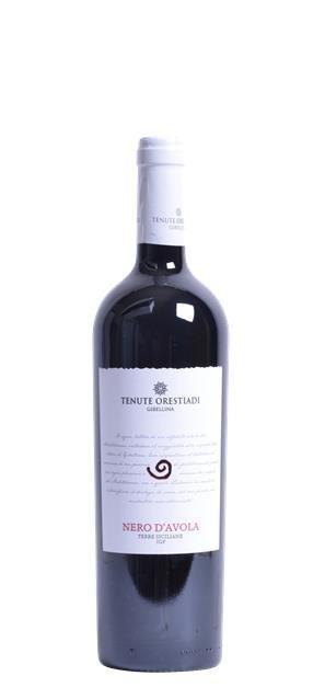 2016 Nero d'Avola (0,75L) - Tenute Orestiadi