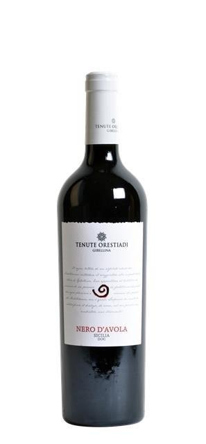 2017 Nero d'Avola (0,75L) - Tenute Orestiadi