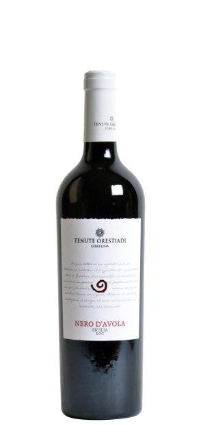 2018 Nero d'Avola (0,75L) - Tenute Orestiadi