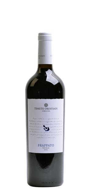 2018 Frappato (0,75L) - Tenute Orestiadi