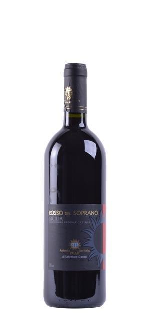 2013 Rosso del Soprano (0,75L) - Palari