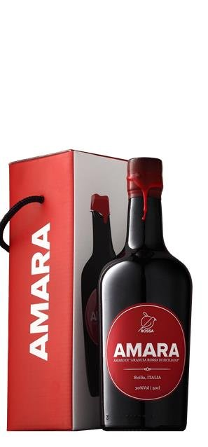 Amara Single Box (0,5L) - Rossa