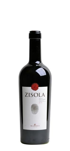 2018 Rosso Noto Zisola (0,75L) - Zisola