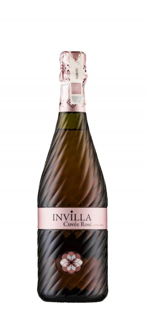 Invilla Cuvée Rosé Extra Dry (0,75L) - Bisol