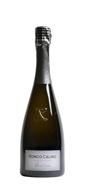 2012 Franciacorta Brut Bio Millesimato (0,75L) - Ronco Calino