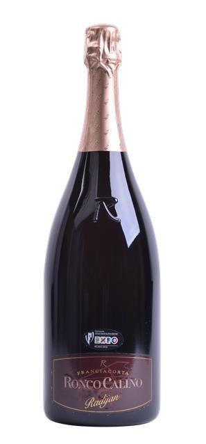 Franciacorta Brut Rosé Radijan (1,5L) - Ronco Calino