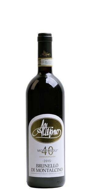 2015 Brunello di Montalcino 'Montosoli' (0,75L) - Altesino