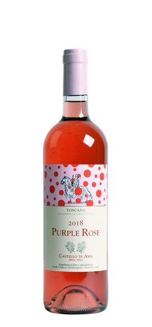 2018 Purple Rose (0,75L) - Castello di Ama