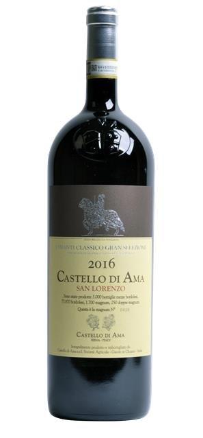 2016 San Lorenzo, Gran Selezione (1,5L) - Castello di Ama