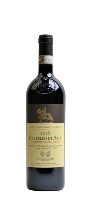 2016 La Casuccia, Gran Selezione (0,75L) - Castello di Ama