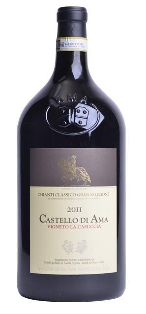 2011 La Casuccia, Gran Selezione (3,0L) - Castello di Ama