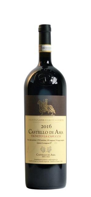 2016 La Casuccia, Gran Selezione (1,5L) - Castello di Ama