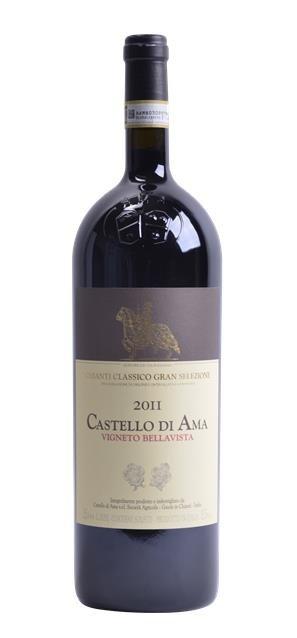 2011 Bellavista, Gran Selezione (1,5L) - Castello di Ama