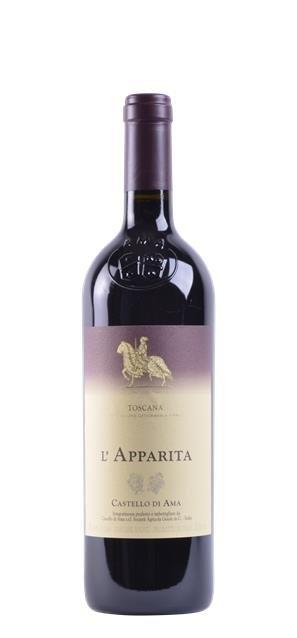 2015 L'Apparita (0,75L) - Castello di Ama
