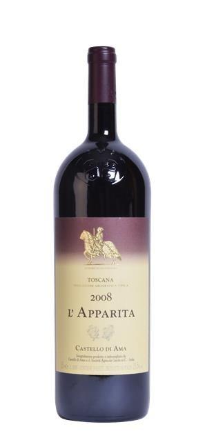 2008 L'Apparita (1,5L) - Castello di Ama