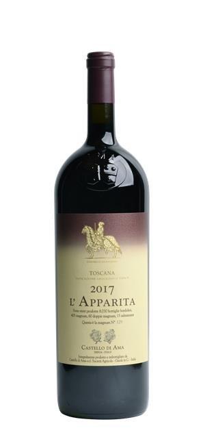 2016 L'Apparita (1,5L) - Castello di Ama