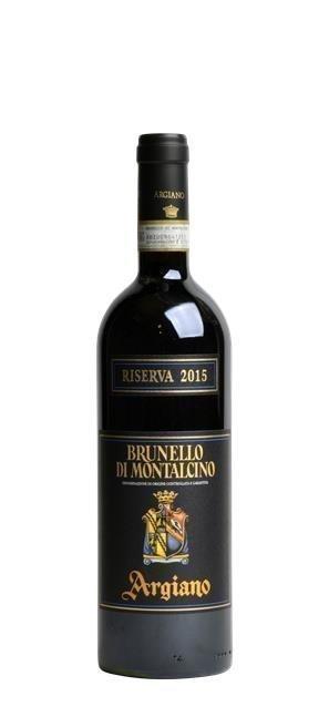 2015 Brunello di Montalcino Riserva (0,75L) - Argiano