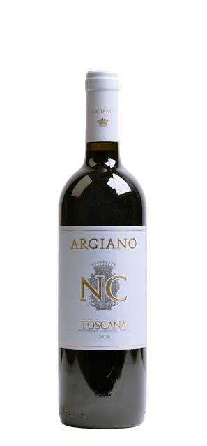 2018 Rosso Toscana Non Confunditur (0,75L) - Argiano