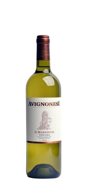 2019 Chardonnay Toscana Il Marzocco (0,75L) - Avignonesi