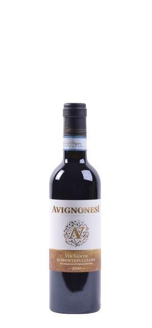 2000 Vin Santo (0,375L) - Avignonesi