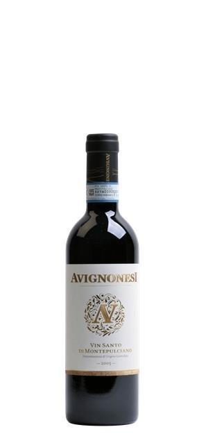 2005 Vin Santo (0,375L) - Avignonesi
