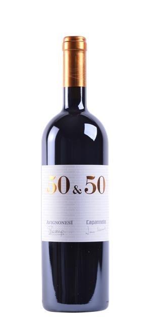 2011 50 & 50 (0,75L) - Avignonesi
