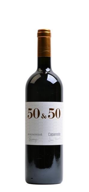 2015 50 & 50 (0,75L) - Avignonesi