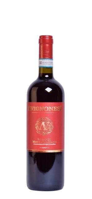 2017 Rosso di Montepulciano (0,75L) - Avignonesi