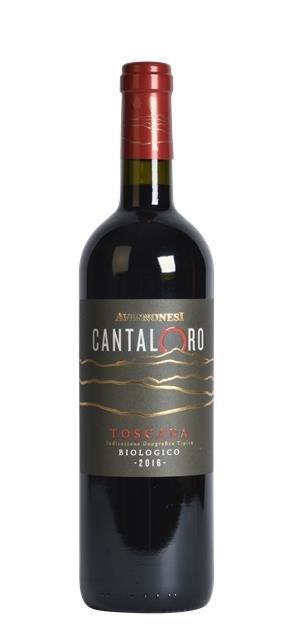 2016 Cantaloro Rosso (0,75L) - Avignonesi