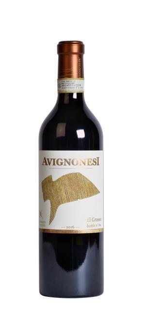 2016 Vino Nobile di Montepulciano El Grasso (0,75L) - Avignonesi