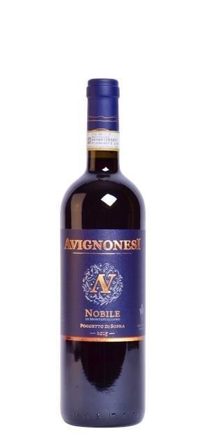 2015 Vino Nobile di Montepulciano Poggetto di Sopra (0,75L) - Avignonesi