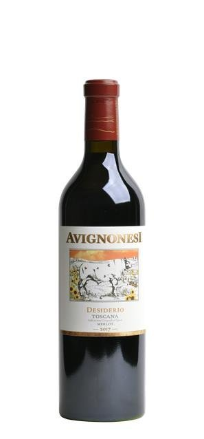 2017 Merlot Desiderio (0,75L) - Avignonesi