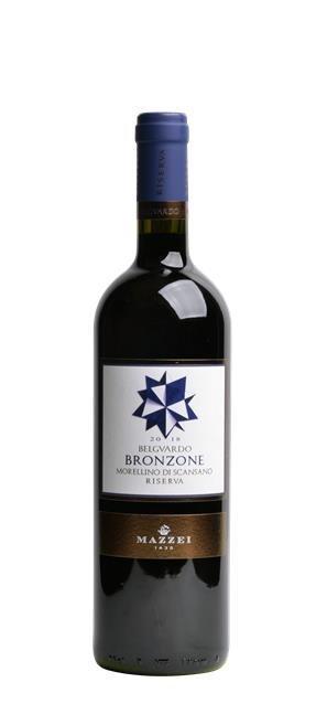2018 Bronzone, Riserva (0,75L) - Belguardo