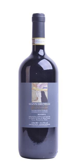 2012 Brunello di Montalcino Riserva (1,5L) - Gianni Brunelli - Le Chiuse di Sotto