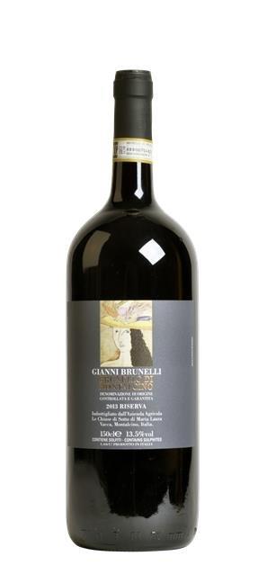 2013 Brunello di Montalcino Riserva (1,5L) - Gianni Brunelli - Le Chiuse di Sotto
