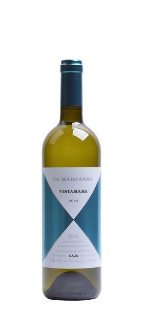 2019 Vistamare (0,75L) - Ca´ Marcanda - Gaja