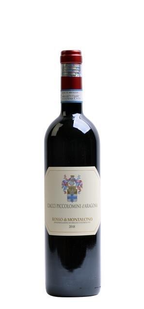 2018 Rosso di Montalcino (0,75L) - Ciacci Piccolomini d Aragona