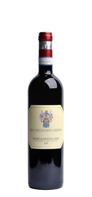 2019 Rosso di Montalcino (0,75L) - Ciacci Piccolomini d Aragona