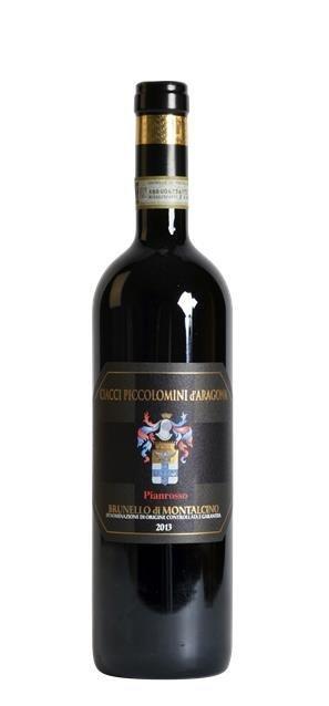 2013 Brunello di Montalcino Pianrosso (0,75L) - Ciacci Piccolomini d Aragona
