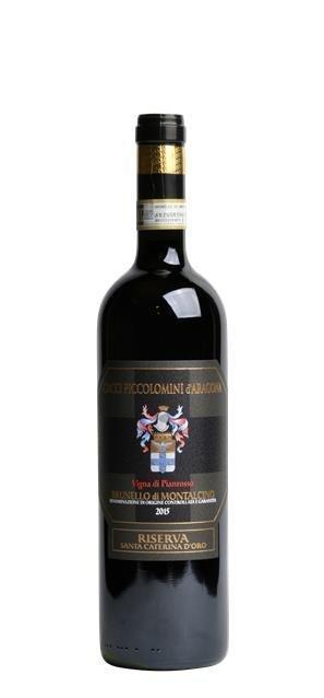 2015 Brunello di Montalcino Riserva (0,75L) - Ciacci Piccolomini d Aragona