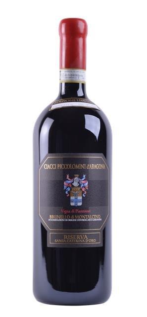2012 Brunello di Montalcino Riserva Santa Caterina d'Oro (1,5L) - Ciacci Piccolomini d Aragona