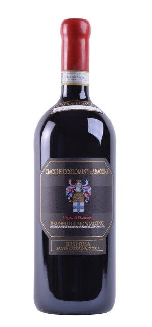 2015 Brunello di Montalcino Riserva (1,5L) - Ciacci Piccolomini d Aragona