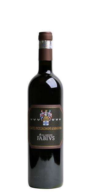 2017 Syrah Fabius (0,75L) - Ciacci Piccolomini d Aragona