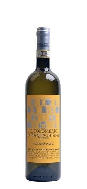 2019 Vernaccia di San Gimignano Selvabianca (0,75L) - Il Colombaio di Santa Chiara