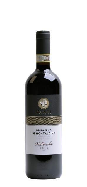 2015 Brunello di Montalcino Vallocchio (0,75L) - Fanti