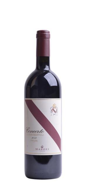2015 Concerto (0,75L) - Castello di Fonterutoli