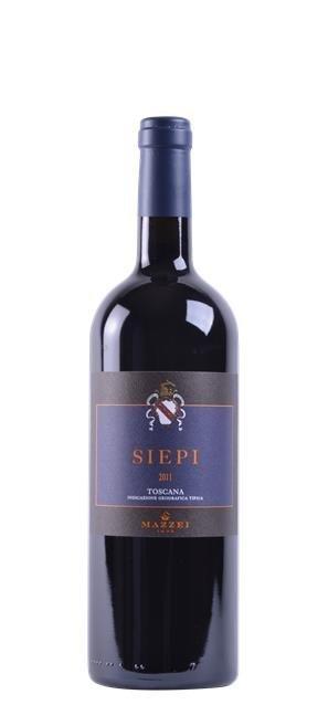 2016 Siepi (0,75L) - Castello di Fonterutoli