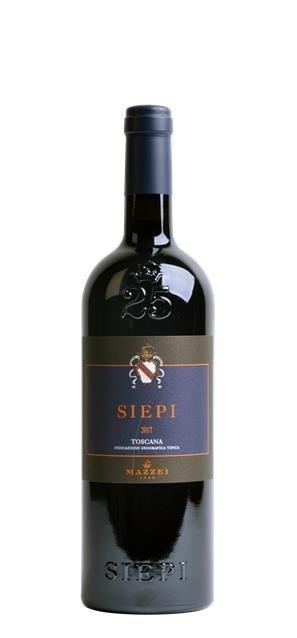 2017 Siepi (0,75L) - Castello di Fonterutoli