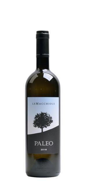 2018 Paleo Bianco (0,75L) - Le Macchiole