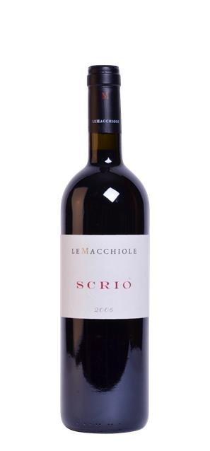2006 Scrio (0,75L) - Le Macchiole